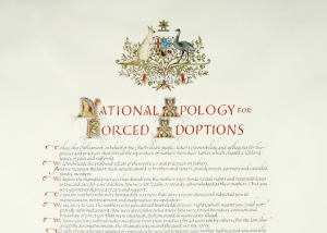 NationalApologyForcedAdoptions