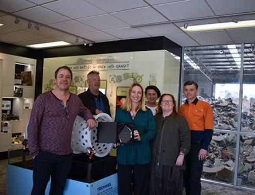 ACT NoWaste wins Interpretation Australia Award of Excellence